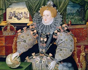 How the Medici pearls of great price found themselves round the neck of an English Queen