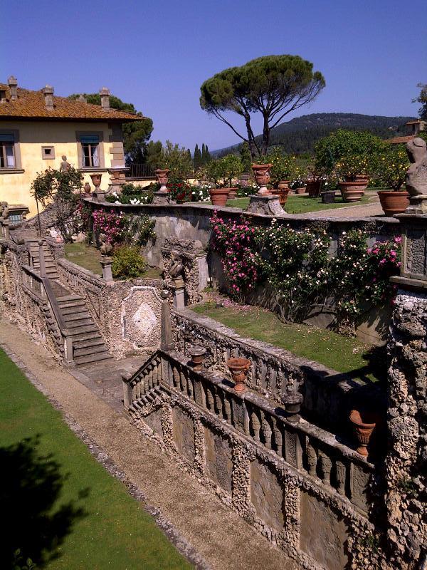 Villa Gamberaia - May 2011