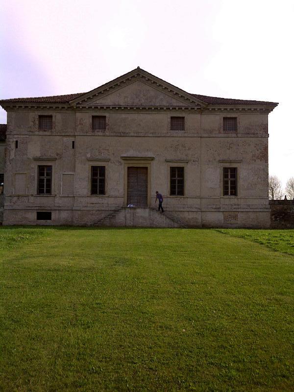 Campiglia dei Berici- villa Saraceno