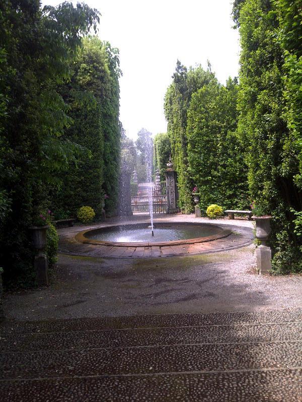 the Geyser fountain