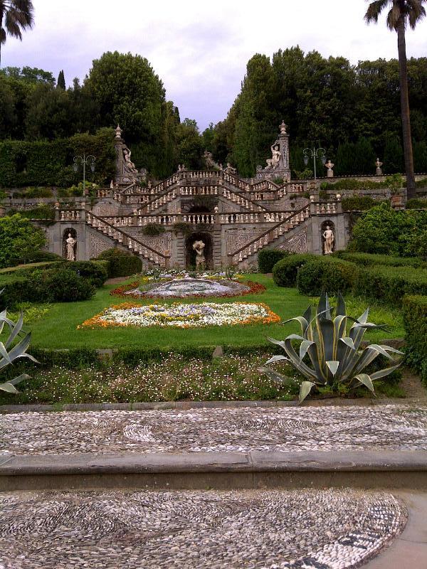 Garzoni gardens