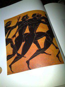 Footballers 4 century BC