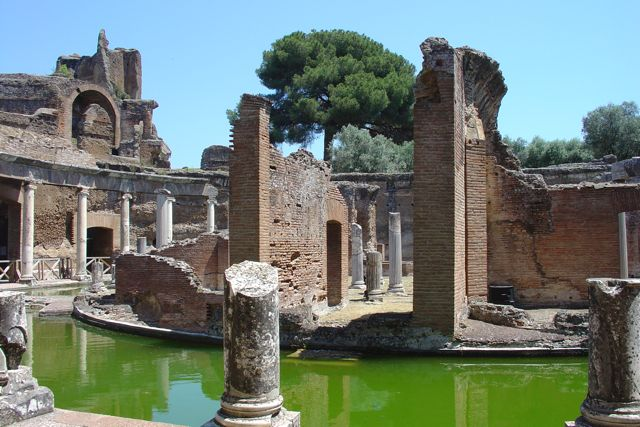 Hadrian's Private Island, Villa Adriana