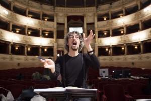 Prove Orfeo ed Euridice al Teatro La Pergola