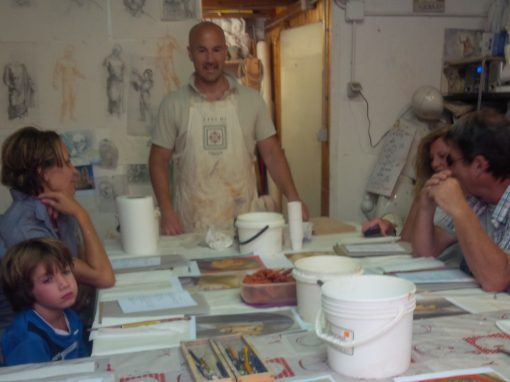 Fresco workshops