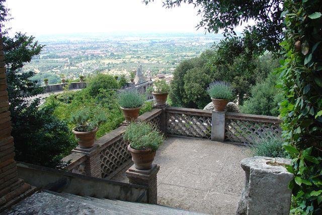 Terraced Gardens Villa d'Este