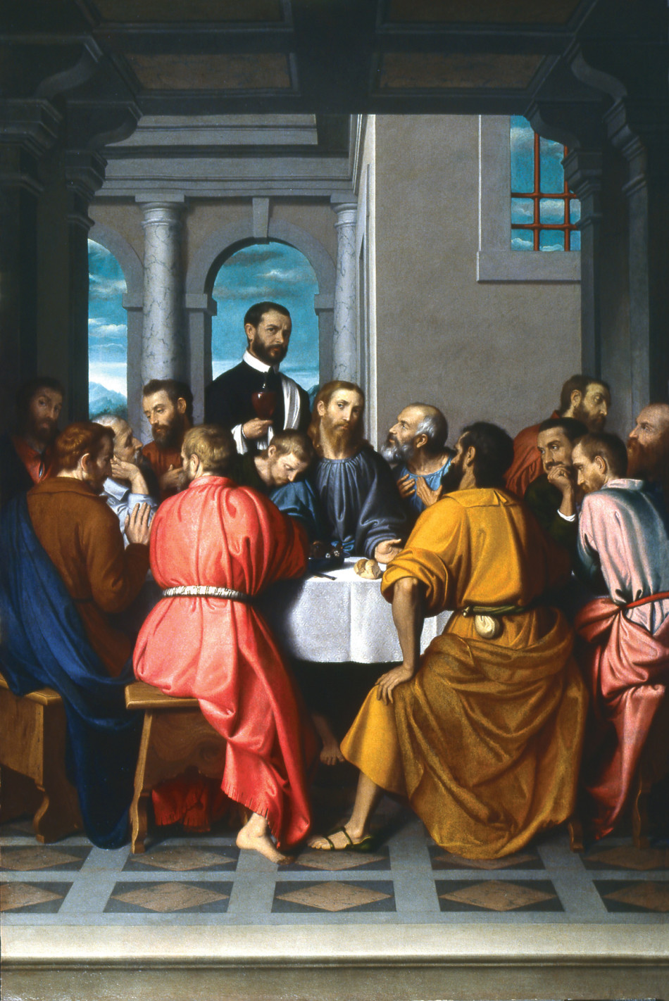 Moroni – Last Supper on show in Royal Academy