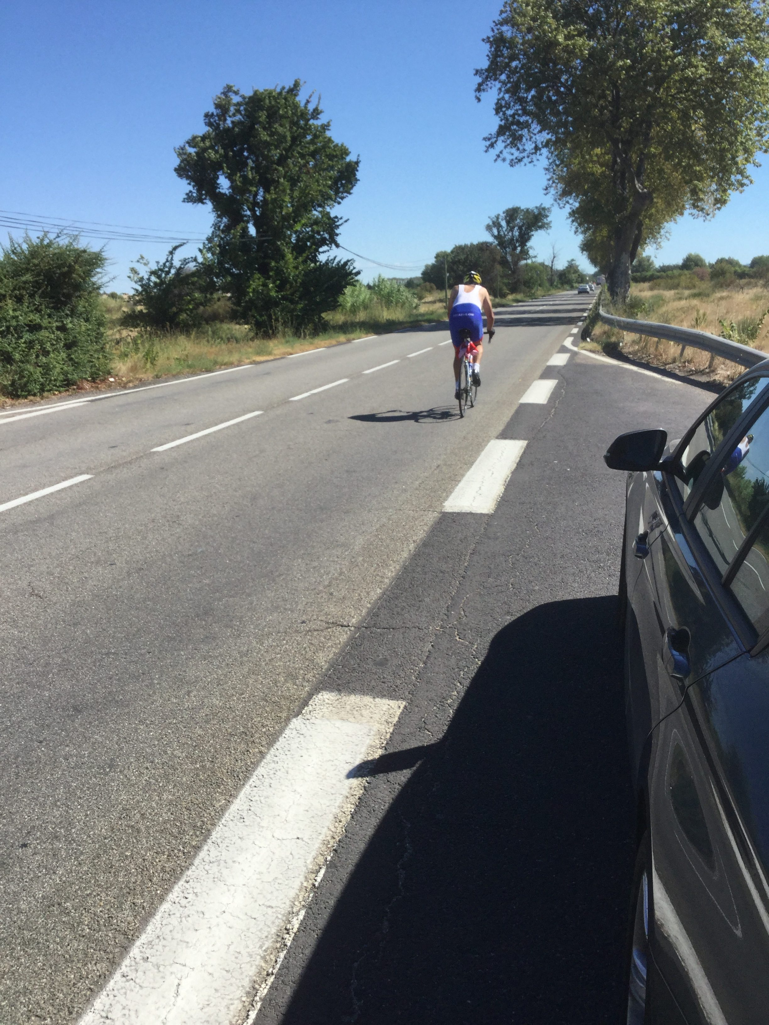 Day 21 Carcassone to Narbonne & Narbonne Plage.