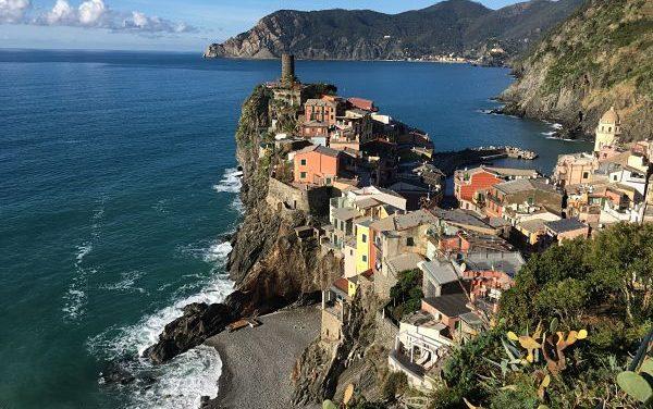 Cinque Terre Tours with Sue Jane