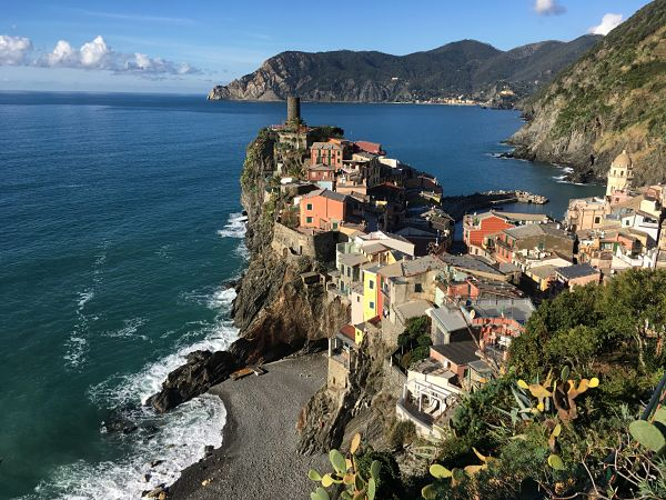 Cinque Terre Tours with Sue Jane