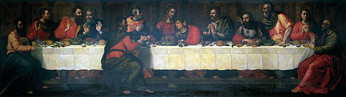 Last supper tours