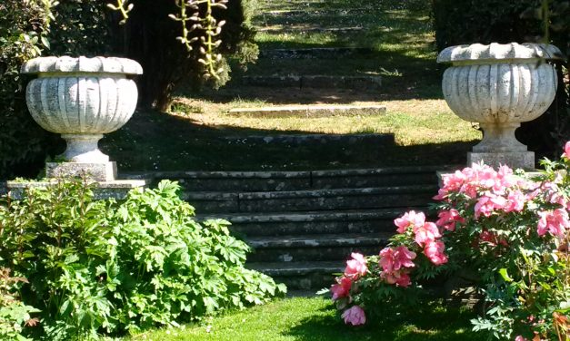 A day trip to Iris Origo's La Foce, DopoLavoro La Foce and Montepuliciano.